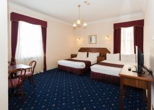 Palais Royale, Hotel  Katoomba - big - 34