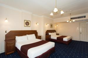 Palais Royale, Hotel  Katoomba - big - 29
