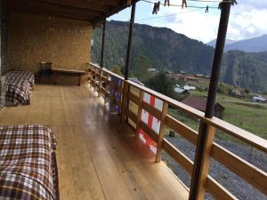 Tishe, Hostels  Omalo - big - 5