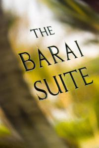 THE BARAI by Hyatt Regency Hua Hin, Rezorty  Hua Hin - big - 5