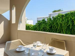 Marinos Beach Hotel-Apartments, Aparthotels  Platanes - big - 42