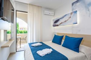 Marinos Beach Hotel-Apartments, Aparthotels  Platanes - big - 44