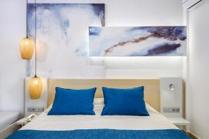 Marinos Beach Hotel-Apartments, Aparthotels  Platanes - big - 27