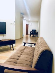 Lusso Suite Island Plaza, Apartmány  George Town - big - 112