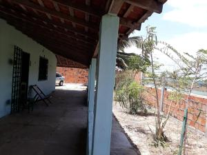 Casa Verde da Praia, Holiday homes  Luis Correia - big - 17