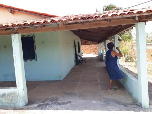 Casa Verde da Praia, Holiday homes  Luis Correia - big - 19