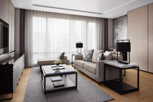 Two-Bedroom Residential Suite