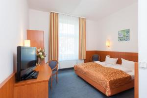Centro Hotel Schumann, Отели  Дюссельдорф - big - 19