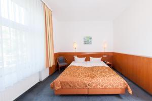 Centro Hotel Schumann, Отели  Дюссельдорф - big - 16