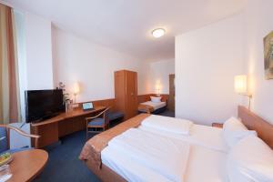 Centro Hotel Schumann, Отели  Дюссельдорф - big - 17