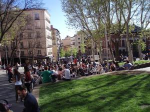 Hostal Castilla, Guest houses  Madrid - big - 20