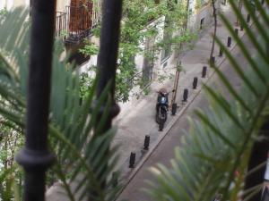 Hostal Castilla, Guest houses  Madrid - big - 17