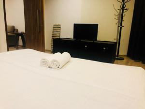 Lusso Suite Island Plaza, Apartmány  George Town - big - 136