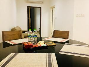 Lusso Suite Island Plaza, Apartmány  George Town - big - 109