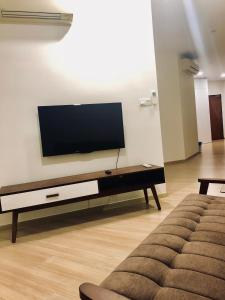 Lusso Suite Island Plaza, Apartmány  George Town - big - 89