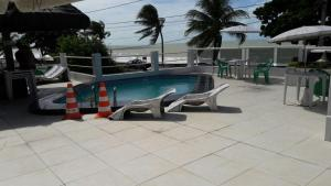 Beira Mar praia de Manaíra, Ferienwohnungen  João Pessoa - big - 16