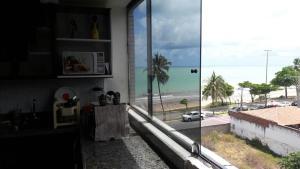Beira Mar praia de Manaíra, Ferienwohnungen  João Pessoa - big - 27