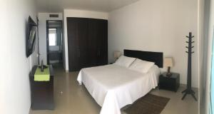 Terrazino Suites Frente al Mar, Appartamenti  Cartagena de Indias - big - 48