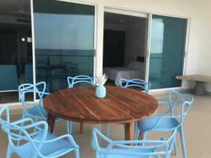 Terrazino Suites Frente al Mar, Appartamenti  Cartagena de Indias - big - 4