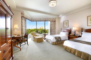 Premier Twin Room with Garden View and Spa Access - Non-Smoking