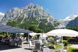 Hotel Spinne Grindelwald, Hotels  Grindelwald - big - 54