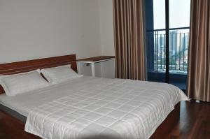Goldmark City For Travelers, Apartments  Hanoi - big - 26
