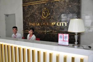 Goldmark City For Travelers, Apartments  Hanoi - big - 7