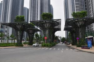 Goldmark City For Travelers, Apartments  Hanoi - big - 6