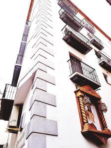Apartamentos El Tranco del Mar, Apartmány  Almuñécar - big - 8