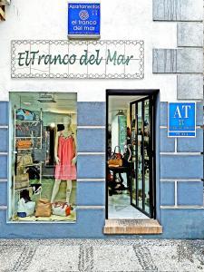 Apartamentos El Tranco del Mar, Apartmány  Almuñécar - big - 9