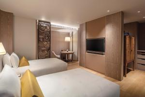 Deluxe Twin Room - City View