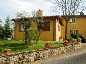Casale Ginette, Country houses  Incisa in Valdarno - big - 31