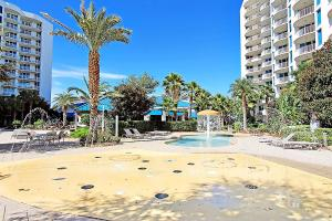 Palms Resort 2303 by RealJoy Vacations, Апартаменты  Дестин - big - 13