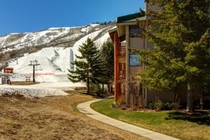 Silver King- Snow Flower Resort, Apartmány  Park City - big - 9