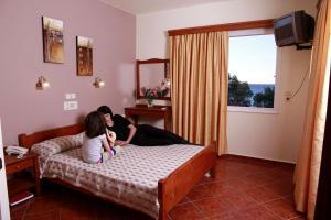 Iolkos Hotel Apartments, Apartmanhotelek  Káto Daráco - big - 96