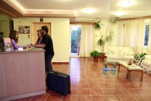 Iolkos Hotel Apartments, Apartmanhotelek  Káto Daráco - big - 100