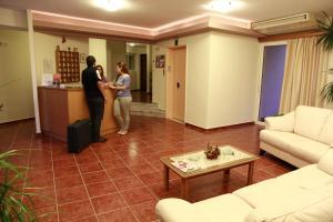 Iolkos Hotel Apartments, Apartmanhotelek  Káto Daráco - big - 95