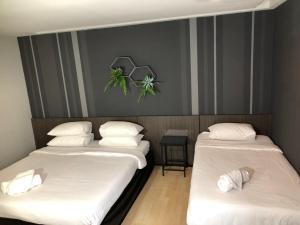 Paragon Inn, Hotely  Lat Krabang - big - 23