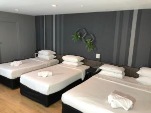 Paragon Inn, Hotely  Lat Krabang - big - 19