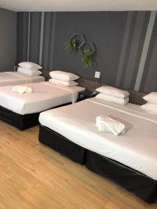 Paragon Inn, Hotely  Lat Krabang - big - 33