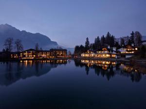 Riessersee Hotel, Hotels  Garmisch-Partenkirchen - big - 77