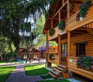 Recreation and health complex Vernygora