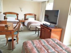 Deluxe Twin Room with Extra Bed - Non-Smoking