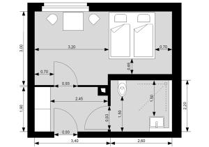 Single Room - Disability Access