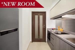 Somerset Grand Citra Jakarta, Aparthotely  Jakarta - big - 15