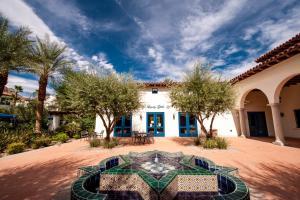 Studio Villa in La Quinta, CA (#LV007), Villen  La Quinta - big - 13