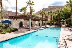Studio Villa in La Quinta, CA (#LV007), Villen  La Quinta - big - 12