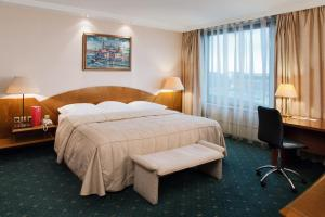 AZIMUT Hotel Olympic Moscow, Hotely  Moskva - big - 4