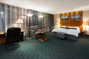 AZIMUT Hotel Olympic Moscow, Hotely  Moskva - big - 7