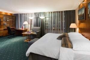 AZIMUT Hotel Olympic Moscow, Hotely  Moskva - big - 10